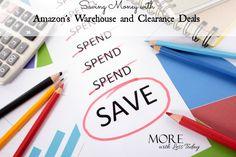 What are Amazon Warehouse Deals?, Amazon Clearance, Amazon Warehouse section, find Amazon Warehouse, last chance Amazon, Amazon clearance department