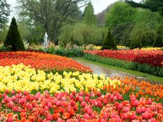 Longwood Gardens in Pennsylvania