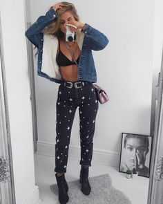 """3,151 Likes, 25 Comments - Lydia Rose (@fashioninflux) on Instagram: """"Annnnd the crotch-fie  always in silver details! #outfitinspo #outfitdetails #highwaist…"""""""