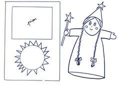 Escuela infantil castillo de Blanca: FICHAS DE TEATRO