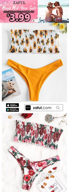 ZAFUL Mega Mid-Year Sale started,The Latest Fashion Swimwear On Free Shipping & Surprise Price,Limited Time Exclusive deals down to $3.99,App enjoys More discount!