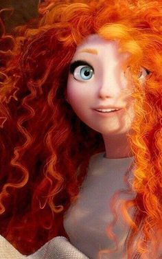 Princess Merida is the main character in an anime film that plays pixar and a leading role also in other anime films in 2012 Disney Kunst, Disney Art, Disney Movies, Disney Pixar, Brave Disney Characters, Brave Wallpaper, Cute Disney Wallpaper, Cartoon Wallpaper, Hd Wallpaper