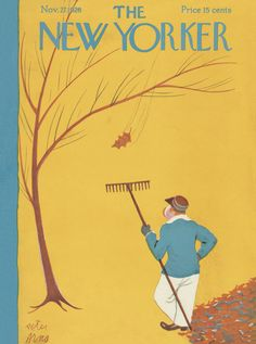 The New Yorker - Saturday, November 27, 1926 - Issue # 93 - Vol. 2 - N° 41 - Cover by : Peter Arno