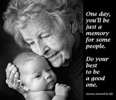 Make yourself a good memory . . . @sharonohreally