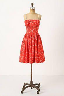 Girls from Savoy Nostalgic Asterisks Dress