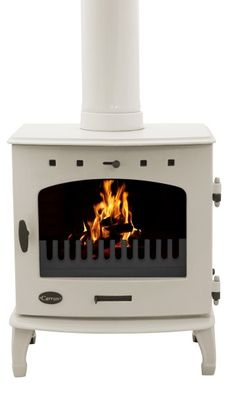 Carron 4,7kW Creme emaille