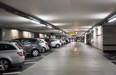 kvn BIM được áp dụng cho hạng mục bãi đỗ xe ngầm Dự án cải tạo trụ sở Chính phủ
