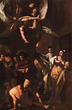 Caravaggio - Le sette opere di Misericordia - 1606