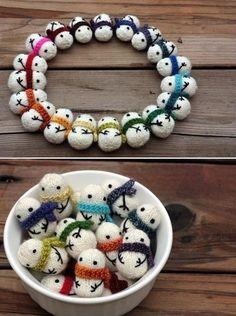 Crochet dolls - @Abbey Adique-Alarcon Adique-Alarcon Adique-Alarcon Adique-Alarcon Nugget Thanks! lol...