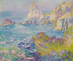 Willy Schlobach - Bord de mer, 1906   Flickr - Photo Sharing!