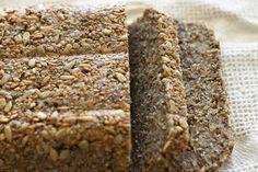 finding my niche: Gluten Free Vegan Seed Bread