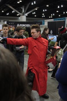 Vash The Stampeed Vash, Cool Costumes, Vancouver