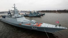 Russian stealth corvette put British Navy on alert off Danish coast. A British frigate was dispatched to track a mysterious battleship that covertly sneaked in close to Denmark's coast. The ship turned out to be Russian stealth corvette conducting a complex checkout of battle systems, according to British media.