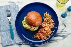 Slaw Recipes, Veggie Recipes, Cooking Recipes, Healthy Recipes, Protein Recipes, Alkaline Recipes, Chickpea Recipes, Picnic Recipes, Healthy Options
