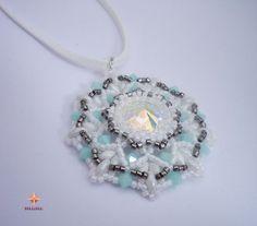 Fagyos Korfu - saját tervezésű medál Pendant Necklace, Detail, Jewelry, Fashion, Corfu, Jewellery Making, Moda, Jewels, Fashion Styles