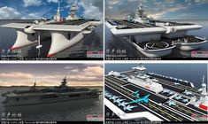 new designs for aircraft as of 2015 | New Carrier Design: Is the Pacific Becoming a Chinese Lake?