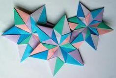 Origami Maniacs: Origami Mennorode Star
