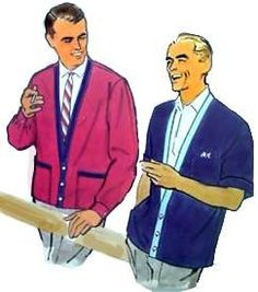 Fashion Men 2 - 1950s