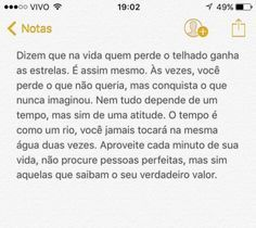 Dessa vez aprende que o tempo sempre vai saber o que levar Motivational Phrases, Inspirational Quotes, Best Quotes, Love Quotes, Some Words, Text Messages, Sentences, Life Lessons, In My Feelings