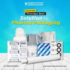 #SorbeadIndia is serving worldwide clients by providing high-quality and effective #desiccants for Primary Packaging Material. We provide #DMF numbers for Desiccants like Laminated & Aluminium #Tubes, #API Packaging Bags, HI Cards, Pharma Coils, Oxygen Scavengers, and Desiccant #Canisters, etc. for protecting #healthcare products. Our contact details are as mentioned below: www.pharmadesiccants.com persis@sorbeadindia.com +91 9904202665 #pharmadesiccants #primarypackaging #moisture #Humidity Molecular Sieve, Packaging Solutions, Health Care, The Unit, Personal Care, Canisters, Numbers, Cards, Products
