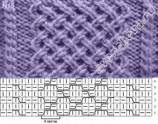 passionforum.ru Ladies Cardigan Knitting Patterns, Knit Vest Pattern, Cable Knitting, Knitting Charts, Sweater Knitting Patterns, Knit Patterns, Stitch Patterns, Knit Crochet, Knitting Patterns