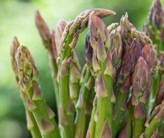 Lovely fresh asparagus