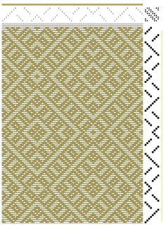 Here is a beautiful pattern created by Diane Rabinowitz