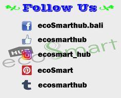 Follow Our Social Media - ecoSmart HUB