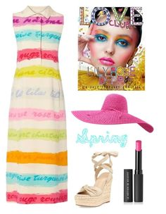 """""""Derby Weekend Fashion"""" by kotnourka ❤ liked on Polyvore featuring Givenchy, Kendall + Kylie and Le Métier de Beauté"""