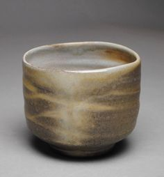 Tea Bowl Wood Fired Chawan  G24 by JohnMcCoyPottery on Etsy
