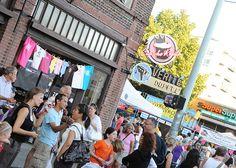 West Seattle Summer Fest is happening on July 13-15, 2012.
