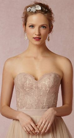 Gorgeous wedding gowns from BHLDN
