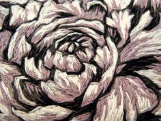 Sabrina Parolin embroidery