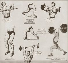 weightlifting technique - Google-haku