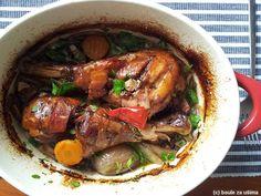 odzkoušené recepty z kterých se vám budou zaručeně dělat boule za ušima Meat Chickens, Pot Roast, Recipies, Pork, Beef, Cooking, Ethnic Recipes, Diet, Meat