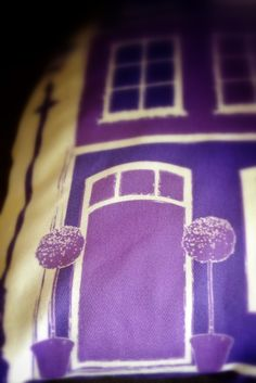 detailed view of #design #pillow for #kids