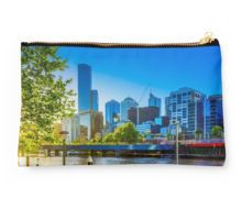 Sunset on the Yarra River Studio Pouch