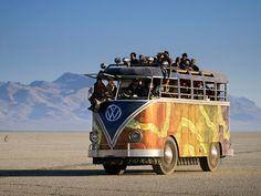 10 Wild Art Cars From Burning Man - Popular Mechanics