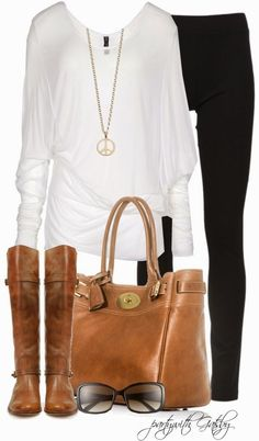 Get Inspired by Fashion: Casual Outfits | Peace Out find more women fashion on misspool.com