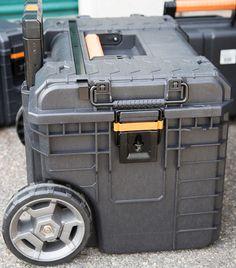Ridgid Pro Tool Box Cart - sold in the UK as JCB at B&Q £57 #toolstorage