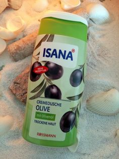 Rossmann Isana Cremeduschen Coconut Water, Cleaning Supplies, Creme, Beauty Products, Soap, Drinks, Bottle, Gift, Shower Gel