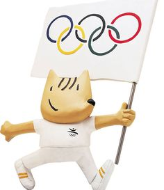 cobi mascota olimpiadas barcelona 1992 - Buscar con Google