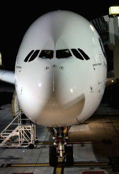 Qantas A380-800. Image via Flickr