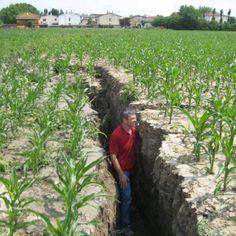 Earthquake in Emilia Romagna (Italy)