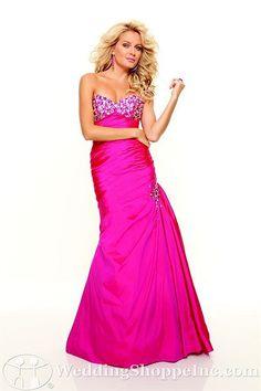Silk Taffeta Dress by Paparazzi by Mori Lee 93058 Neon Prom Dresses, Mori Lee Prom Dresses, Stunning Prom Dresses, Prom Dresses For Sale, Prom Dresses Online, Mermaid Dresses, Evening Dresses, Pink Dresses, Beautiful Dresses
