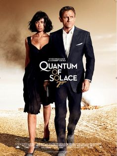 Quantum Of Solace de Marc Forster - 2008