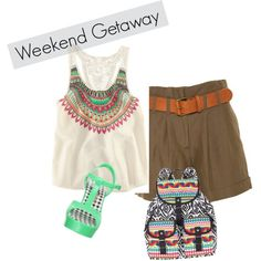 Not a fantasy fashion, but a super cute weekend look! All items can be purchased by clicking the image!