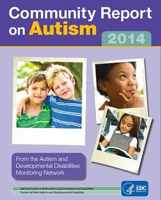 CDC Publishes 2014 Community Report on Autism | Science News | Autism Speaks