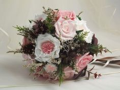 Bridal bouquet bouquet paper by Mazziflowers on Etsy