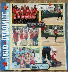 Softball spring 2014